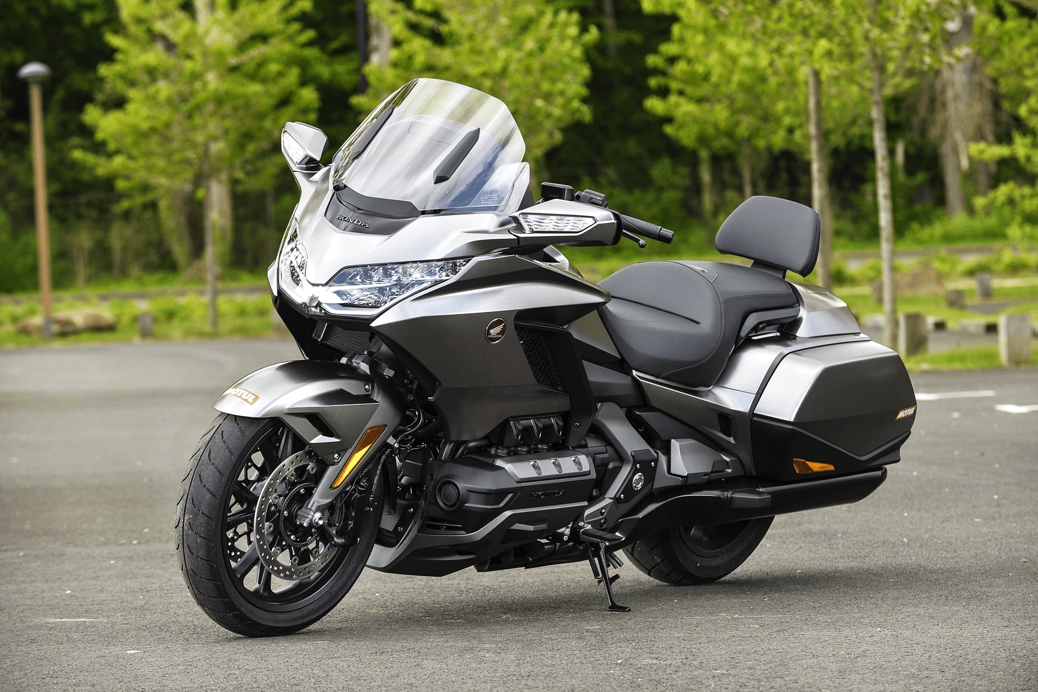 2021 Honda Gold Wing Pictures