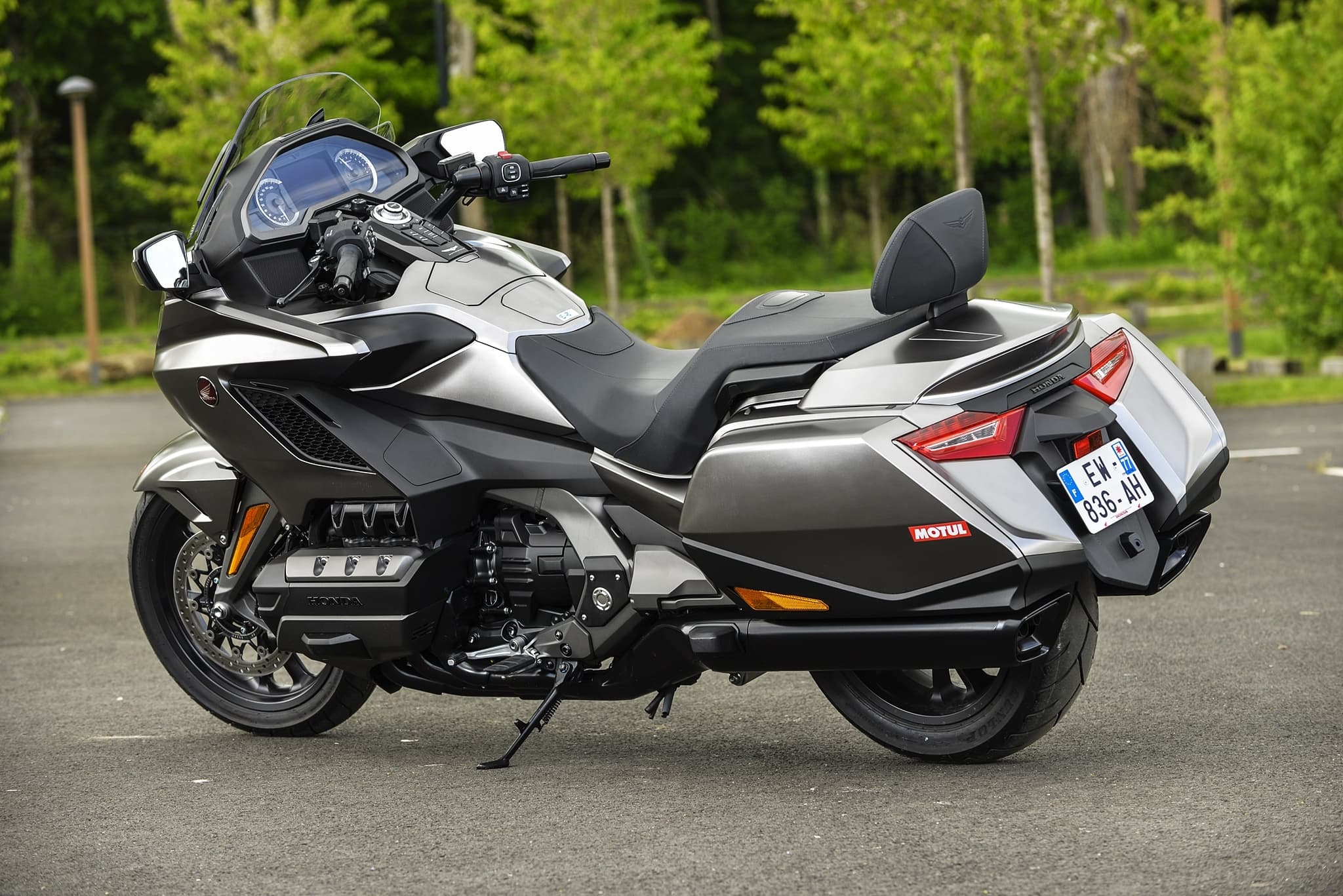 2021 Honda Gold Wing Research New